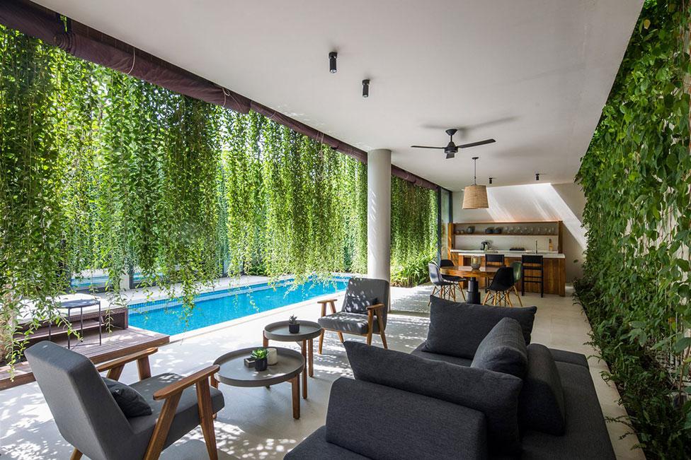 Курорт по проекту MIA Design во Вьетнаме