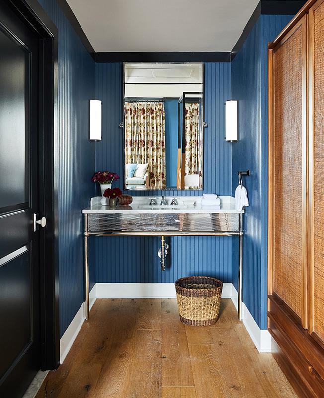 цвет ванной фото