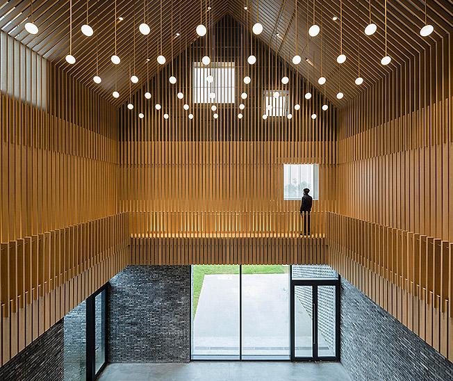 Дизайн лестница бетонная