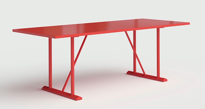 Стол T-table