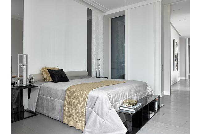 спальня в белом цвете фото