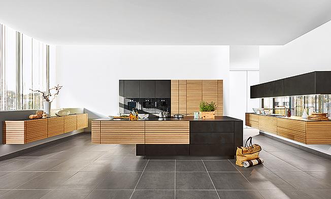 Программа Woodline.one U2014 идеальное предложение для просторных кухонь,  объединенных с гостиными, или для интерьеров со свободным планом.