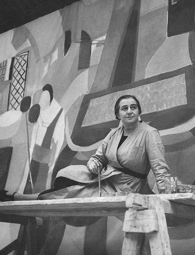 В Киеве открывается выставка художницы Сони Делоне. Рассказываем, почему она великая (фото 2)
