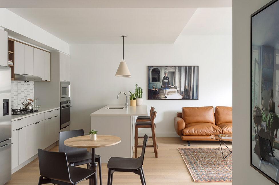 Апартаменты в Филадельфии от Morris Adjmi Architects Апартаменты Апартаменты в Филадельфии от Morris Adjmi Architects Morris Adjmi 005
