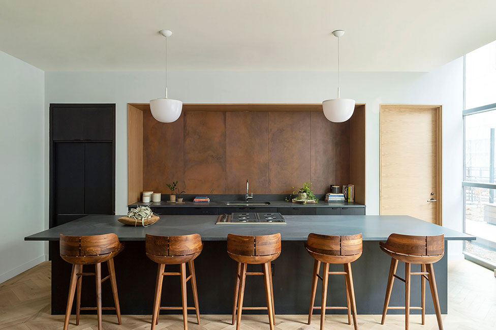 Апартаменты в Филадельфии от Morris Adjmi Architects Апартаменты Апартаменты в Филадельфии от Morris Adjmi Architects Morris Adjmi 009