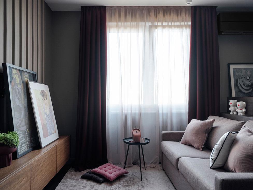 Квартира 45 кв. метров на юго-западе Москвы Квартира Квартира 45 кв. метров на юго-западе Москвы Karabatova 002