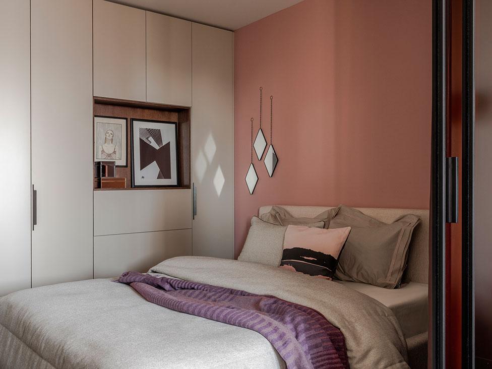 Квартира 45 кв. метров на юго-западе Москвы Квартира Квартира 45 кв. метров на юго-западе Москвы Karabatova 004